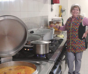 cocinera intur colectividades