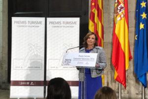 Recogida Premio Turismo 2017_ Grupo Intur