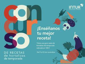 Concurso recetas hortalizas_Intur Restauración