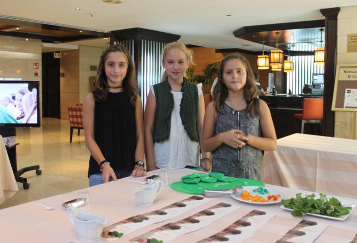 feria celebratin, taller de cocina de intur restauracion colectiva